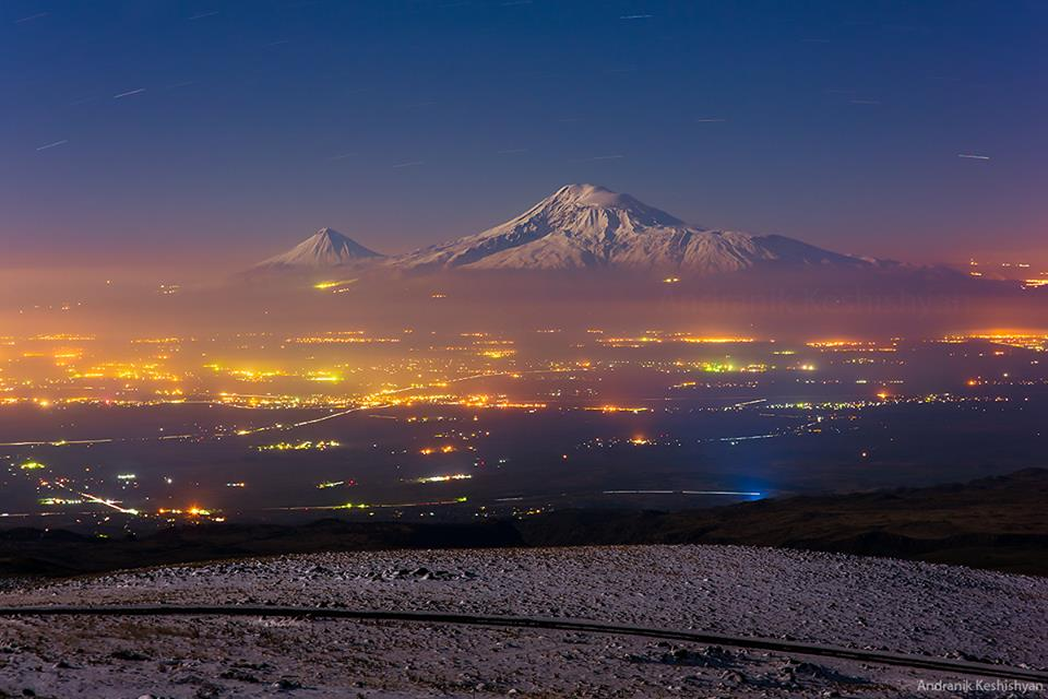 Mount Ararat - ATTArmenia